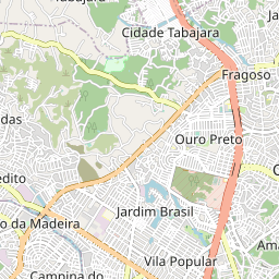 Open Street Maps